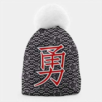 Thumbnail image of Eastern Courage Beanie, Live Heroes