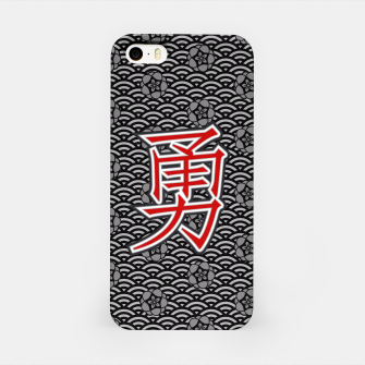 Thumbnail image of Eastern Courage iPhone Case, Live Heroes