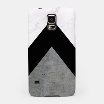 Thumbnail image of Arrows Collages Monochrome  Samsung Case, Live Heroes