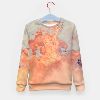 Miniaturka Pastel Winter Kid's Sweater, Live Heroes