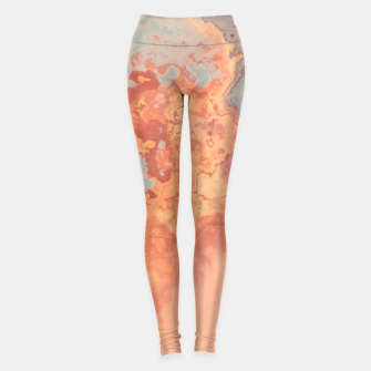Miniaturka Pastel Winter Leggings, Live Heroes