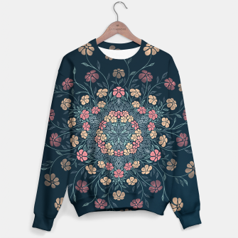 Thumbnail image of Pretty Pastel Flowers Sweater, Live Heroes