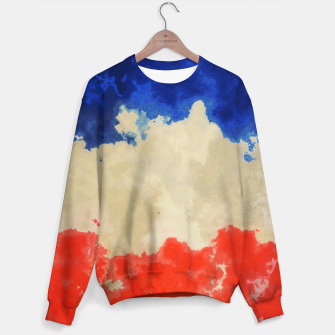 Miniaturka Red & Blue Sweater, Live Heroes
