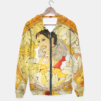 Thumbnail image of Jasmine Sunrise India Hoodie, Live Heroes