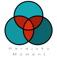 Harajuku Moments logo