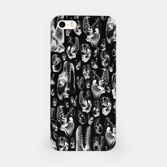 Thumbnail image of Carnivore B&W II iPhone Case, Live Heroes