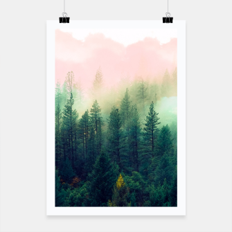 Thumbnail image of mountain landscape painting Cartel, Live Heroes