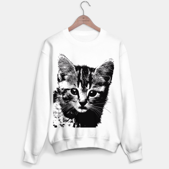 Miniaturka cat 1 black and white Bluza standard, Live Heroes