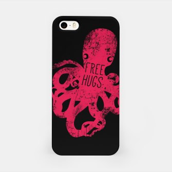 Thumbnail image of Free Hugs! iPhone Case, Live Heroes