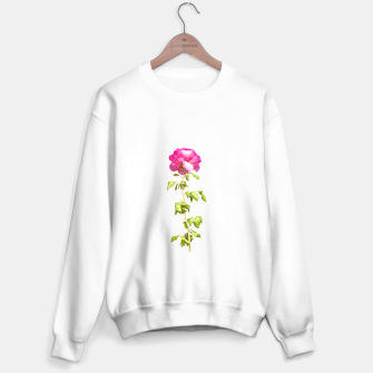 Miniature de image de Pink Rose Photo Sweater regular, Live Heroes