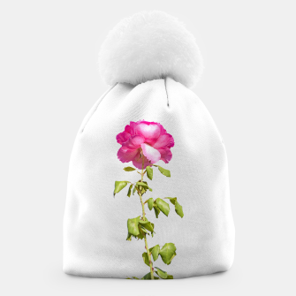 Miniature de image de Pink Rose Photo Beanie, Live Heroes