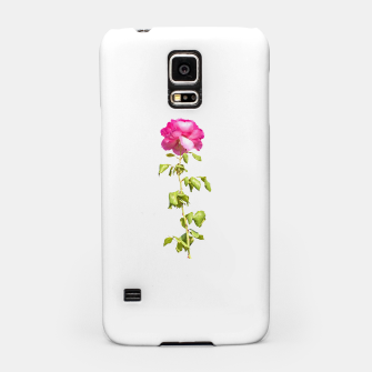 Miniature de image de Pink Rose Photo Samsung Case, Live Heroes