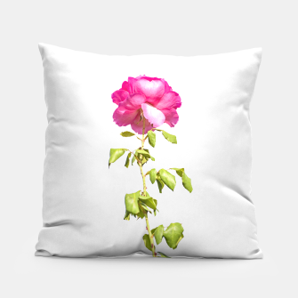 Miniature de image de Pink Rose Photo Pillow, Live Heroes
