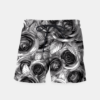 Thumbnail image of Wild Bunch Swim Shorts, Live Heroes