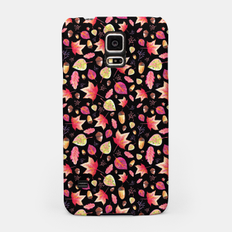 Thumbnail image of Watercolor Autumn Pattern Samsung Case, Live Heroes
