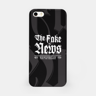 The Fake News Header iPhone Case thumbnail image