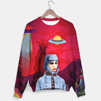 Thumbnail image of Another earth Sweater, Live Heroes