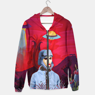 Thumbnail image of Another earth Hoodie, Live Heroes