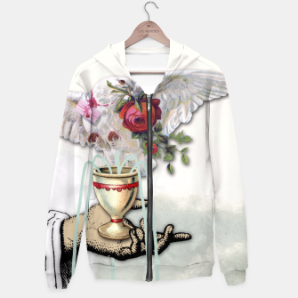 Thumbnail image of ACE OF CUPS TAROT CARD Hoodie, Live Heroes
