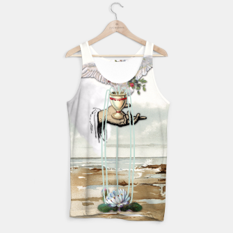 Thumbnail image of ACE OF CUPS TAROT CARD Tank Top, Live Heroes