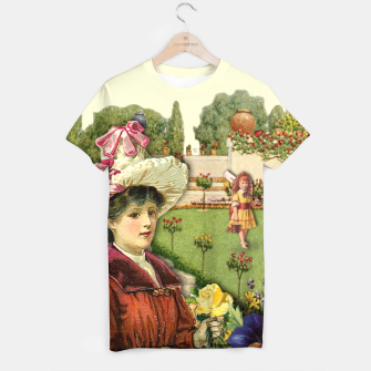 Thumbnail image of TEN OF CUPS T-shirt, Live Heroes