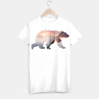 Thumbnail image of Urban Bear T-shirt, Live Heroes