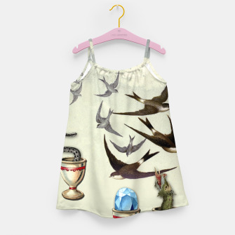 Thumbnail image of SEVEN OF CUPS TAROT CARD  Girl's Dress, Live Heroes