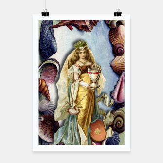 Thumbnail image of QUEEN OF CUPS Poster, Live Heroes