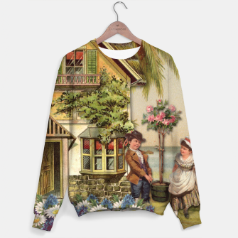 Thumbnail image of SIX OF CUPS TAROT CARD  Sweater, Live Heroes