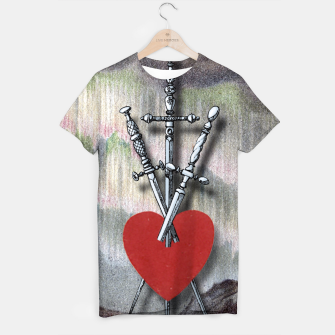 Miniature de image de TREE OF SWORDS T-shirt, Live Heroes
