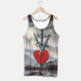 Thumbnail image of TREE OF SWORDS Tank Top, Live Heroes