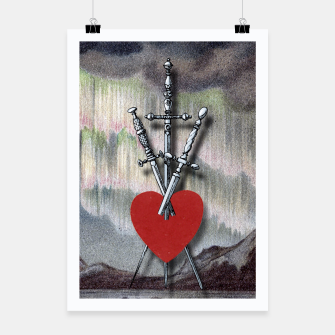 Thumbnail image of TREE OF SWORDS Poster, Live Heroes