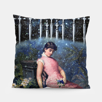 Miniature de image de NINE OF SWORDS TAROT CARD  Pillow, Live Heroes