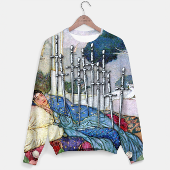 Miniature de image de TEN OF SWORDS TAROT CARD Sweater, Live Heroes