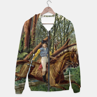 Miniature de image de KNIGHT OF SWORDS TAROT CARD  Hoodie, Live Heroes