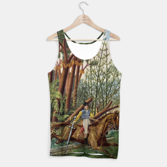 Miniature de image de KNIGHT OF SWORDS TAROT CARD  Tank Top, Live Heroes
