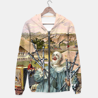 Miniature de image de SEVEN OF SWORDS Hoodie, Live Heroes