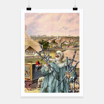 Miniature de image de SEVEN OF SWORDS Poster, Live Heroes