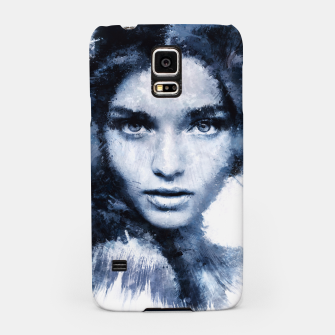 Miniatur Frost Princess Samsung Case, Live Heroes