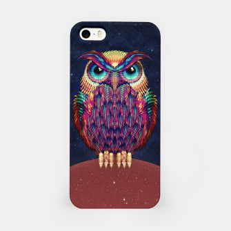 Miniatur Owl 2 iPhone Case, Live Heroes