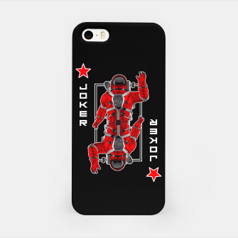 Some People Call Me The Joker iPhone Case Bild der Miniatur