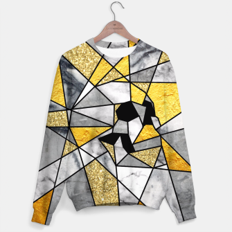 Thumbnail image of Fragment Skull Sweater, Live Heroes