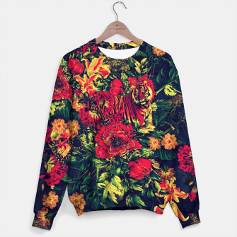 Thumbnail image of Vivid Jungle Sweater, Live Heroes