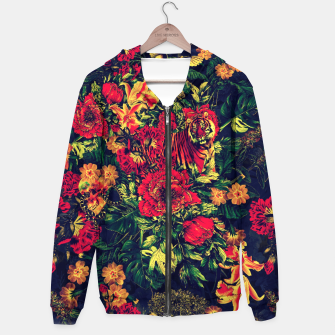 Thumbnail image of Vivid Jungle Hoodie, Live Heroes