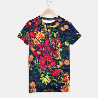 Thumbnail image of Vivid Jungle T-shirt, Live Heroes