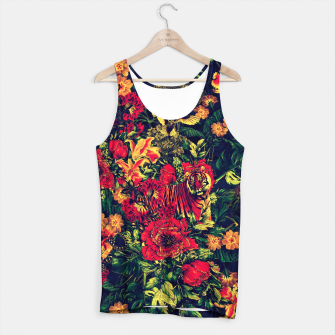 Thumbnail image of Vivid Jungle Tank Top, Live Heroes