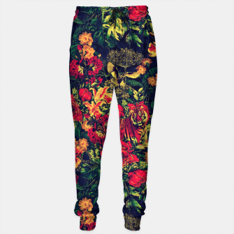 Thumbnail image of Vivid Jungle Sweatpants, Live Heroes