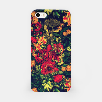 Thumbnail image of Vivid Jungle iPhone Case, Live Heroes