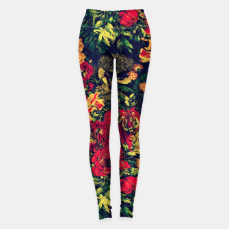 Imagen en miniatura de Vivid Jungle Leggings, Live Heroes