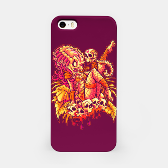 Thumbnail image of PREDATOR PINUP iPhone Case, Live Heroes